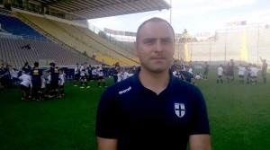 PIERLUIGI PERRONE PARMA FOOTBALL ACADEMY